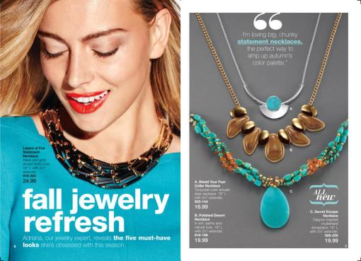avon fall jewelry refresh campaign 19, 2016